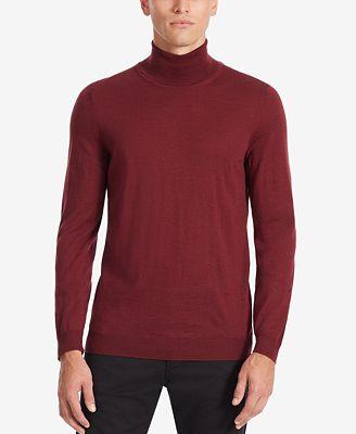 BOSS Men's Turtleneck Sweater