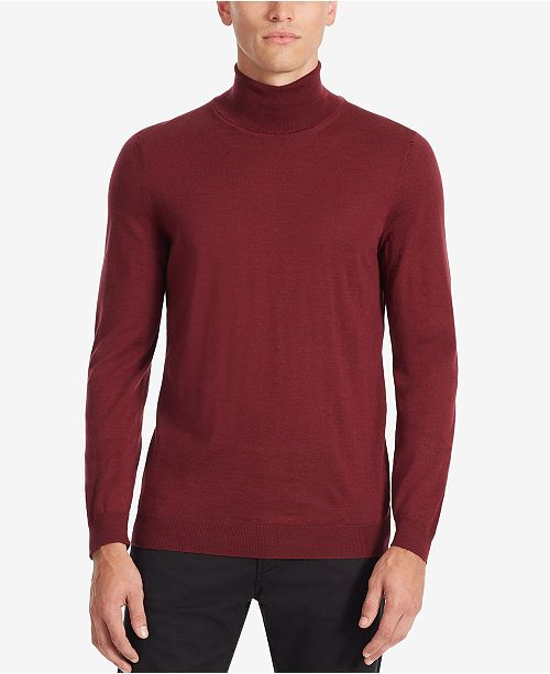 Hugo Boss BOSS Men's Turtleneck Sweater
