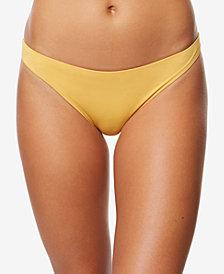 O'Neill Juniors' Salt Water Classic Bikini Bottoms,Created for Macy's Style