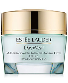 Estée Lauder DayWear  Advanced Multi-Protection Anti-Oxidant Creme Oil-Free SPF 25, 1.7 oz.