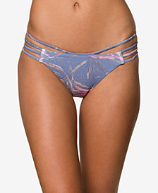 O'Neill Juniors' Faye Strappy Bikini Bottoms
