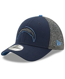 New Era Los Angeles Chargers Fierce Fill 39THIRTY Cap