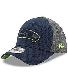New Era Seattle Seahawks Fierce Fill 39THIRTY Cap