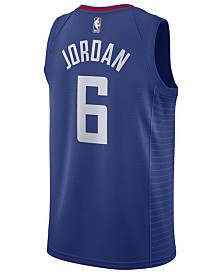 Nike Men's DeAndre Jordan Los Angeles Clippers Icon Swingman Jersey