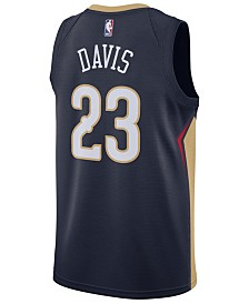 Nike Men's Anthony Davis New Orleans Pelicans Icon Swingman Jersey