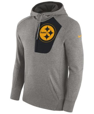 Steelers fleece jacket men's