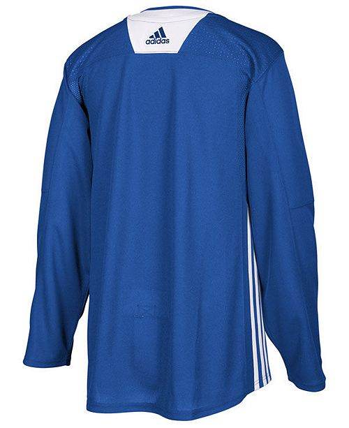 adidas Men s New York Rangers Authentic Pro Practice Jersey - Sports ... b16d92cda
