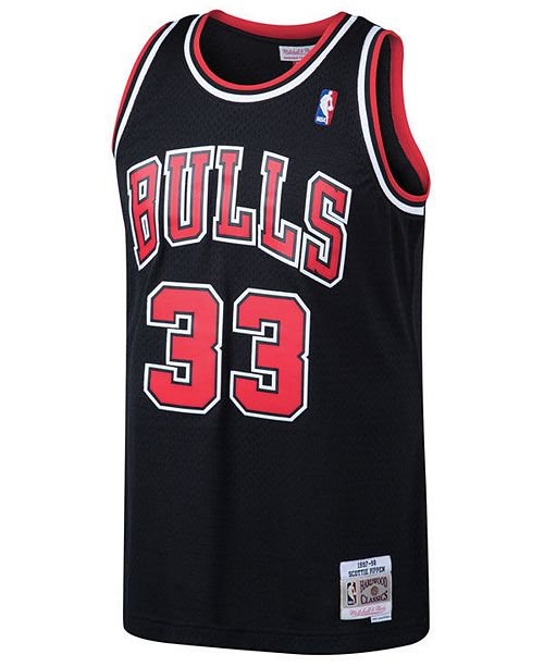wholesale dealer ab436 85c18 scottie pippen mitchell and ness jersey