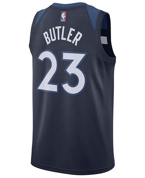 67b98a9457b ... Nike Men s Jimmy Butler Minnesota Timberwolves Icon Swingman Jersey ...