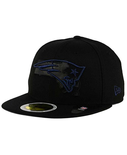 34a2683b5e9 ... New Era New England Patriots State Flective Metallic 59FIFTY Fitted Cap  ...