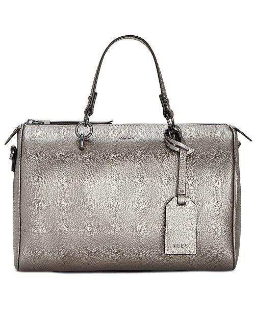02835976538e DKNY Chelsea Medium Satchel, Created for Macy's & Reviews - Handbags ...