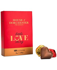 House Of Dorchester 'Love Story' Chocolate Book Box
