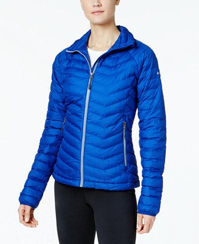 Columbia Oyanta Trail Insulated Puffer Jacket - Coats ...