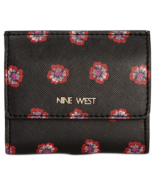 Nine West Flap Coin Purse - Handbags   Accessories - Macy s ed31b4be5b084