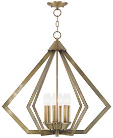 Livex Prism 6-Light Chandelier