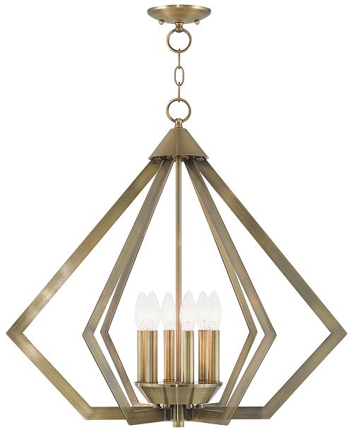 Prism 6-Light Chandelier
