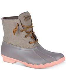 Sperry Women's Saltwater Duck Booties