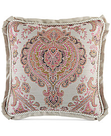 "Croscill Giulietta 18"" Square Pillow"