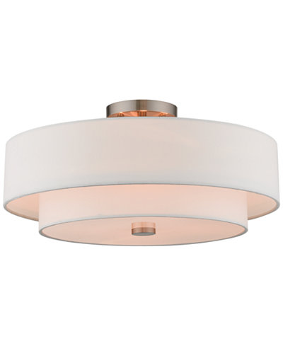 Flush Mount Lamps And Light Fixtures Macy's