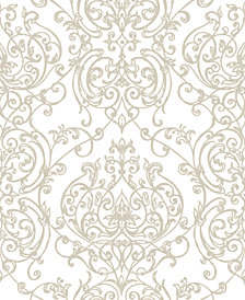 Graham & Brown Empress Damask Wallpaper