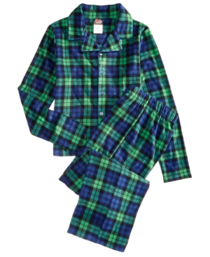Sleep On It 2-Pc. Plaid...