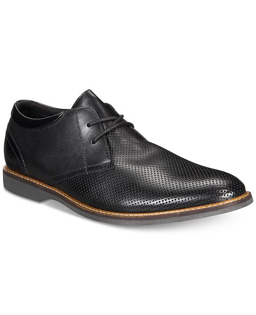Bar III Men's Collin Perforated Oxfords, Created for Macy's