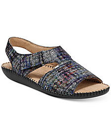 Naturalizer Scout Flat Sandals