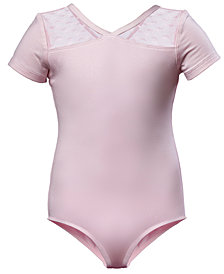 Flo Dancewear Heart-Lace Leotard, Little Girls & Big Girls