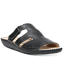 Naturalizer Serene Flat Sandals