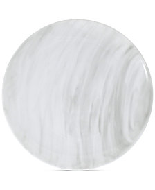 Darbie Angell  Carrara Salad Plate
