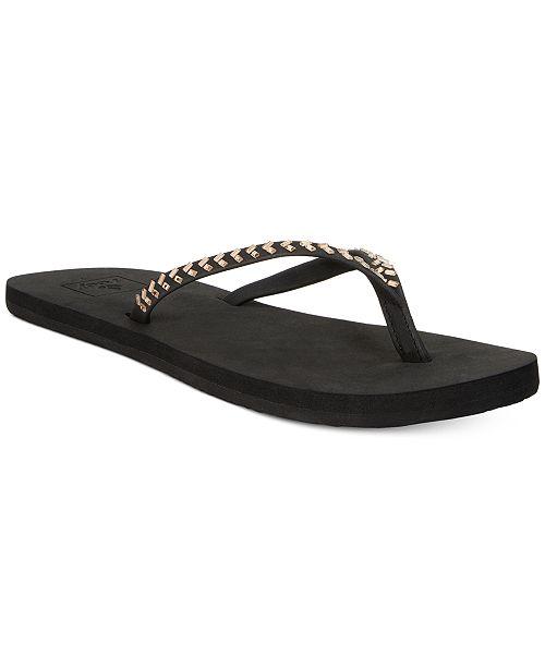 e219248fd REEF Bliss Embellished Flip-Flop Sandals & Reviews - Sandals & Flip ...
