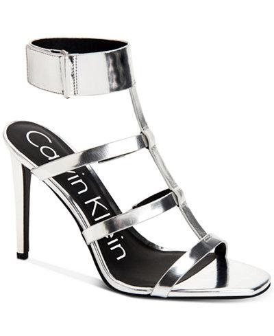 Calvin Klein Women's Dolcita Sandals