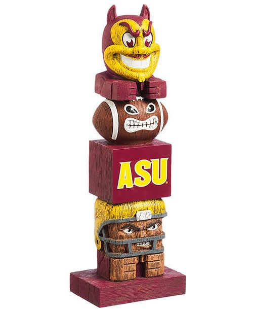 Evergreen Enterprises Arizona State Sun Devils Tiki Totem