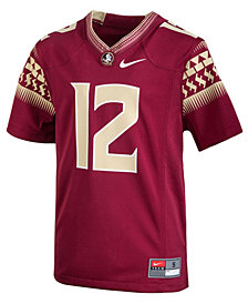 Nike Florida State Seminoles Replica Football Game Jersey, Big Boys (8-20)