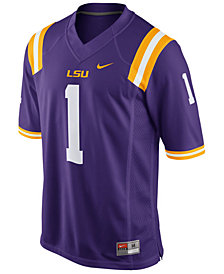 Nike Men's LSU Tigers Replica Football Game Jersey