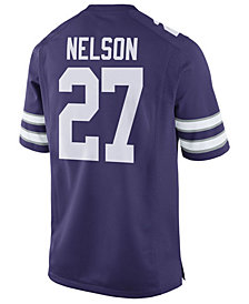 Nike Men's Jordy Nelson Kansas State Wildcats Player Game Jersey