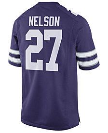 Nike Men's Jordy Nelson Kansas State Wildcats Player Game Jersey