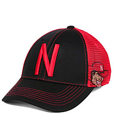 Top of the World Nebraska Cornhuskers Peakout Stretch Cap