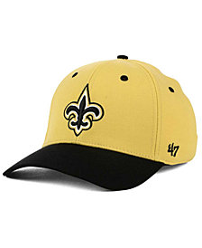 '47 Brand New Orleans Saints Kickoff 2-Tone Contender Cap