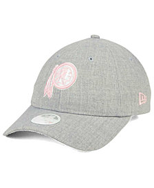 New Era Women's Washington Redskins Custom Pink Pop 9TWENTY Cap