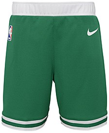 Boston Celtics Icon Replica Shorts, Toddler Boys