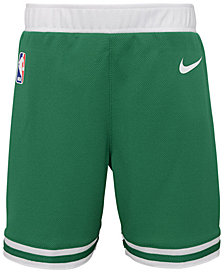 Nike Boston Celtics Icon Replica Shorts, Toddler Boys