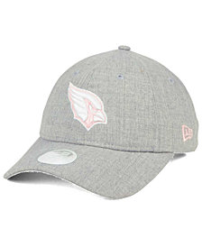 New Era Women's Arizona Cardinals Custom Pink Pop 9TWENTY Cap