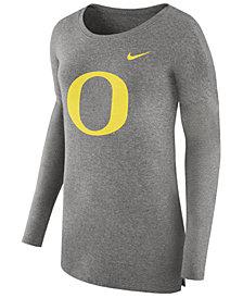 Nike Women's Oregon Ducks Cozy Long Sleeve T-Shirt