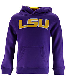 Outerstuff LSU Tigers Prime Hoodie, Little Boys (4-7)