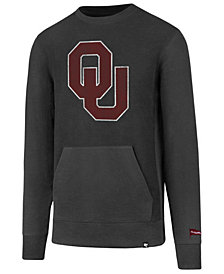 '47 Brand Men's Oklahoma Sooners Reverse French Terry Sweatshirt