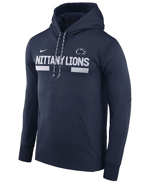 ... Nike Men s Penn State Nittany Lions Therma-Fit Sideline Hoodie ... aa2060186