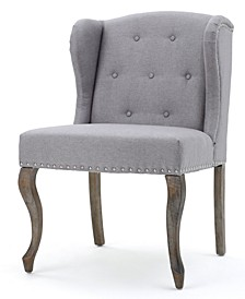 Colven Wingback Accent Chair