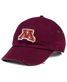 Top of the World Minnesota Golden Gophers Rugged Relaxed Cap
