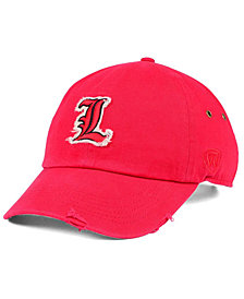 Top of the World Louisville Cardinals Rugged Relaxed Cap